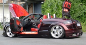 Audi TT Roadster (8J9) von DavesTT  Audi, TT Roadster (8J9), Cabrio  Bild 653840
