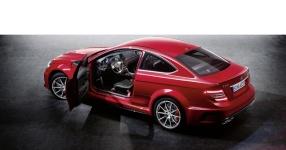 Das neue Mercedes C63 AMG Coup� als Black Series Edition  mercedes, daimler, amg, c63  Bild 654818