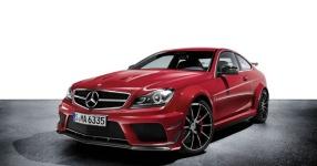 Das neue Mercedes C63 AMG Coupé als Black Series Edition  mercedes, daimler, amg, c63  Bild 654820