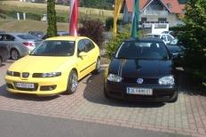 VW GOLF IV (1J1) 08-2000 von michaelvw  VW, GOLF IV (1J1), 4/5 Türer  Bild 657260