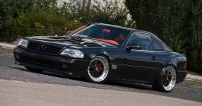 Mercedes SL500:  Mercedes, Benz, SL500, Brabus, AMG, MAE  Bild 659904
