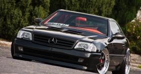 Mercedes SL500:  Mercedes, Benz, SL500, Brabus, AMG, MAE  Bild 659905
