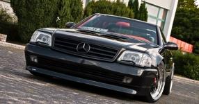 Mercedes SL500:  Mercedes, Benz, SL500, Brabus, AMG, MAE  Bild 659907
