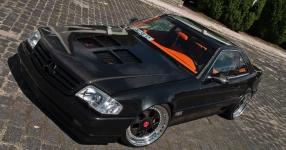 Mercedes SL500:  Mercedes, Benz, SL500, Brabus, AMG, MAE  Bild 659909