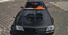 Mercedes SL500:  Mercedes, Benz, SL500, Brabus, AMG, MAE  Bild 659911