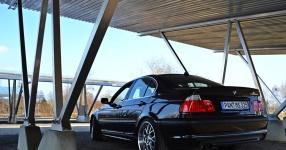 BMW 3 (E46) 04-2002 von Sabbi  BMW, 3 (E46), 4/5 Türer  Bild 662420