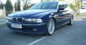 BMW 5 (E39) 07-1998 von SCHMORNDERL  Alpina B10,3,2lt  Bild 663076