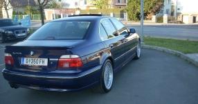 BMW 5 (E39) 07-1998 von SCHMORNDERL  Alpina B10,3,2lt  Bild 663081