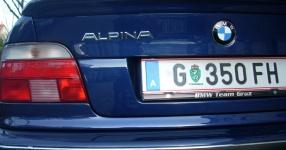BMW 5 (E39) 07-1998 von SCHMORNDERL  Alpina B10,3,2lt  Bild 663092