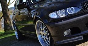 BMW 3 (E46) 04-2002 von Sabbi  BMW, 3 (E46), 4/5 Türer  Bild 663351