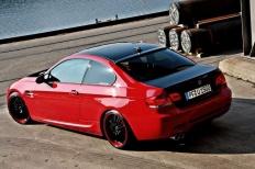 BMW 3 Coupe (E92) 05-2008 von E92RED  Coupe, BMW, 3 Coupe (E92)  Bild 664135