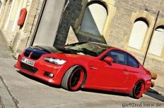 BMW 3 Coupe (E92) 05-2008 von E92RED  Coupe, BMW, 3 Coupe (E92)  Bild 664139