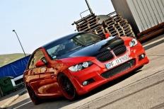 BMW 3 Coupe (E92) 05-2008 von E92RED  Coupe, BMW, 3 Coupe (E92)  Bild 664140