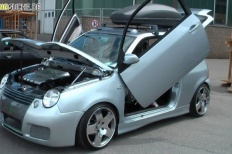 VW LUPO (6X1, 6E1) 01-2003 von Little_Lupi  VW, LUPO (6X1, 6E1), 2/3-Türer  Bild 663483