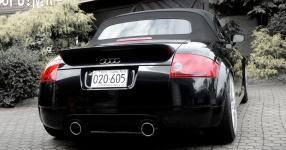 Audi TT Roadster (8N9) 04-2005 von Sputnik  Cabrio, Audi, TT Roadster (8N9)  Bild 664291
