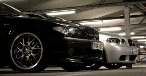 BMW 3 (E46) 04-2002 von Sabbi  BMW, 3 (E46), 4/5 Türer  Bild 664329