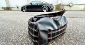 Retro-Audi TT: Mit mattem Schwarz zum See  Audi, TT, matt, schwarz  Bild 666144