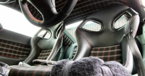 Retro-Audi TT: Mit mattem Schwarz zum See  Audi, TT, matt, schwarz  Bild 666146
