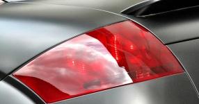 Retro-Audi TT: Mit mattem Schwarz zum See  Audi, TT, matt, schwarz  Bild 666150