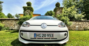 VW up! - It´s up to you!  Volkswagen, VW, up!, white up!  Bild 673457