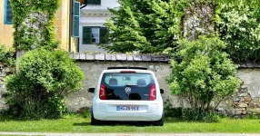VW up! - It´s up to you!  Volkswagen, VW, up!, white up!  Bild 673461