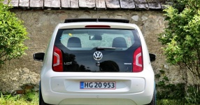 VW up! - It´s up to you!  Volkswagen, VW, up!, white up!  Bild 673462