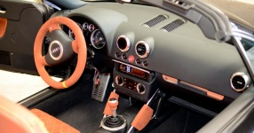 Audi TT Roadster (8N9) 04-2005 von Sputnik  Cabrio, Audi, TT Roadster (8N9)  Bild 674241