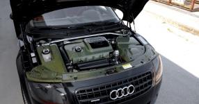 Audi TT Roadster (8N9) 04-2005 von Sputnik  Cabrio, Audi, TT Roadster (8N9)  Bild 674250