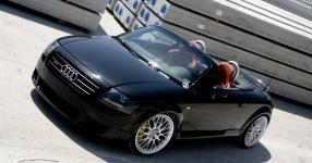 Audi TT Roadster (8N9) 04-2005 von Sputnik  Cabrio, Audi, TT Roadster (8N9)  Bild 674269