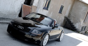 Audi TT Roadster (8N9) 04-2005 von Sputnik  Cabrio, Audi, TT Roadster (8N9)  Bild 674271