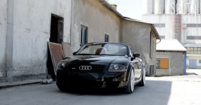 Audi TT Roadster (8N9) 04-2005 von Sputnik  Cabrio, Audi, TT Roadster (8N9)  Bild 674274