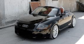 Audi TT Roadster (8N9) 04-2005 von Sputnik  Cabrio, Audi, TT Roadster (8N9)  Bild 674281
