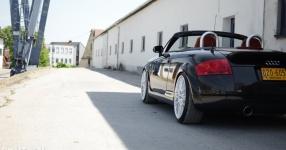 Audi TT Roadster (8N9) 04-2005 von Sputnik  Cabrio, Audi, TT Roadster (8N9)  Bild 674284