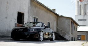 Audi TT Roadster (8N9) 04-2005 von Sputnik  Cabrio, Audi, TT Roadster (8N9)  Bild 674288