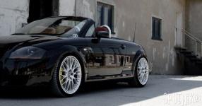 Audi TT Roadster (8N9) 04-2005 von Sputnik  Cabrio, Audi, TT Roadster (8N9)  Bild 674289