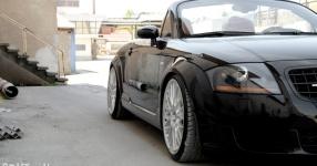 Audi TT Roadster (8N9) 04-2005 von Sputnik  Cabrio, Audi, TT Roadster (8N9)  Bild 674296