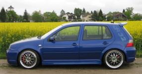 VW GOLF IV (1J1) 11-2003 von Frollo  VW, GOLF IV (1J1), 4/5 Türer  Bild 682279