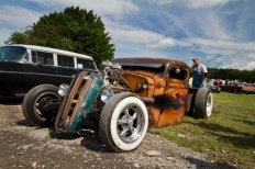 Event Reportage - 1st Hot Rod and Custom Car Show