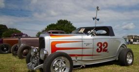 Event Reportage - 1st Hot Rod and Custom Car Show  Hot Rod, Chimay, Raceway, Custom Show  Bild 688437