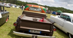 Event Reportage - 1st Hot Rod and Custom Car Show  Hot Rod, Chimay, Raceway, Custom Show  Bild 688476