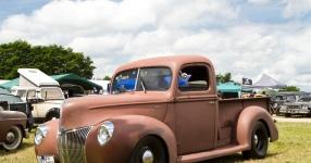 Event Reportage - 1st Hot Rod and Custom Car Show  Hot Rod, Chimay, Raceway, Custom Show  Bild 688498