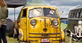 Event Reportage - 1st Hot Rod and Custom Car Show  Hot Rod, Chimay, Raceway, Custom Show  Bild 688510