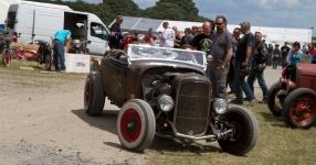 Event Reportage - 1st Hot Rod and Custom Car Show  Hot Rod, Chimay, Raceway, Custom Show  Bild 688513