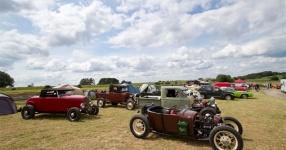 Event Reportage - 1st Hot Rod and Custom Car Show  Hot Rod, Chimay, Raceway, Custom Show  Bild 688535