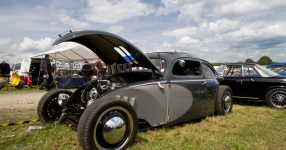 Event Reportage - 1st Hot Rod and Custom Car Show  Hot Rod, Chimay, Raceway, Custom Show  Bild 688537