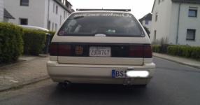 VW PASSAT (3A2, 35I) 00-1992 von Chris6kv  VW, PASSAT (3A2, 35I), Kombi  Bild 692736