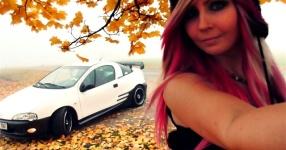 Letztes (Shooting) vor dem Winterschlaf  Opel Tigra  Bild 714066