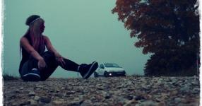 Letztes (Shooting) vor dem Winterschlaf  Opel Tigra  Bild 714069