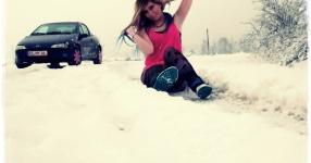Wintersaison Schnaittenbach Opel Tigra Winter  Bild 716402