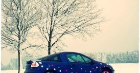 Wintersaison Schnaittenbach Opel Tigra Winter  Bild 716409